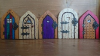 Cover Photo: fairy doors